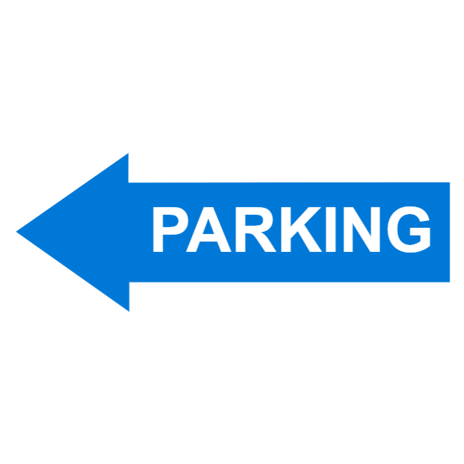 Parking area direction