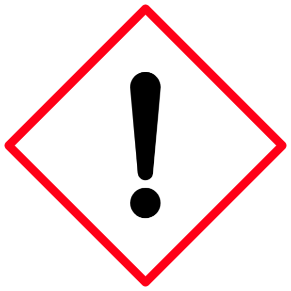 Health hazard/Hazardous to the ozone layer