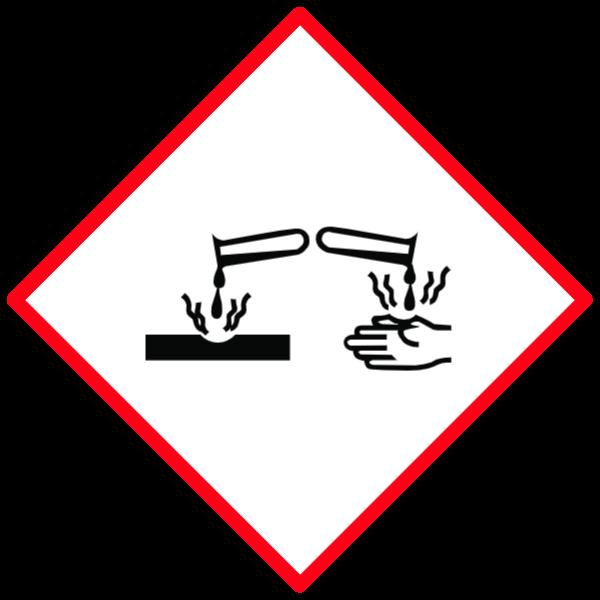 Hazard - Corrosive