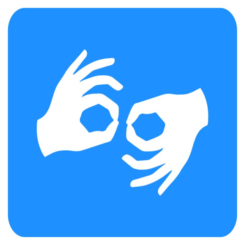 Handikapp sign- teckenspråk