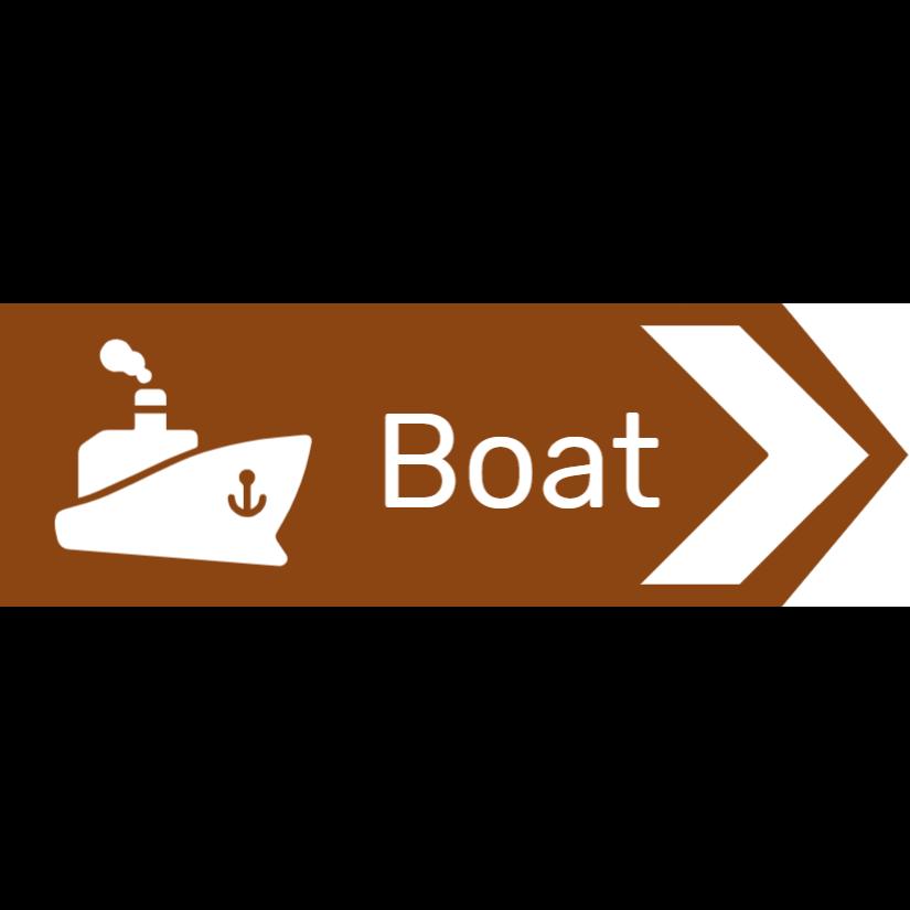 båt logo