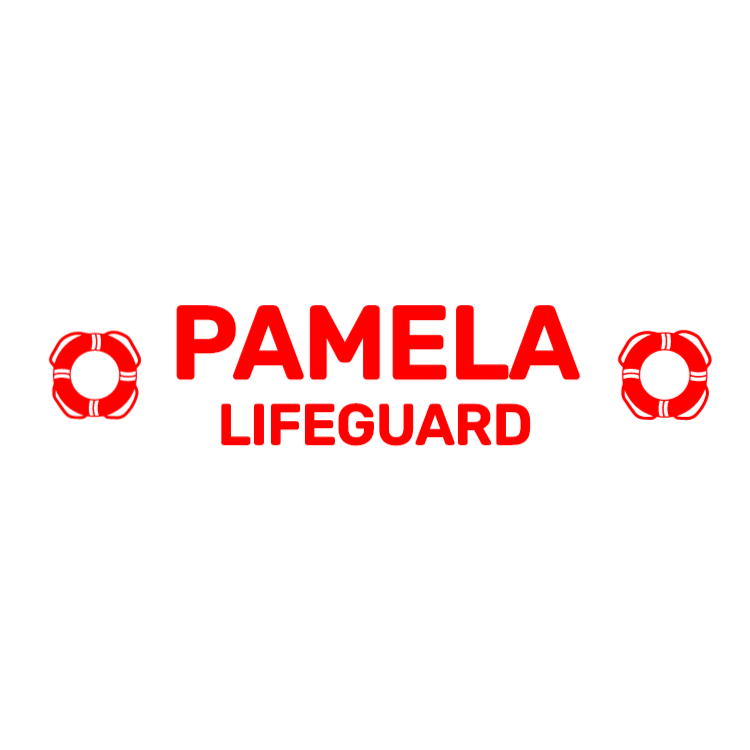 Lifeguard name tag