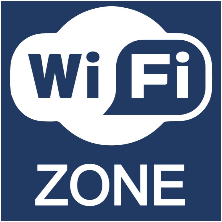 wifi dekal
