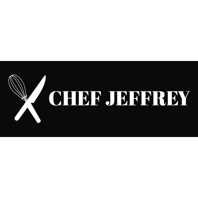 Black name tag for chef