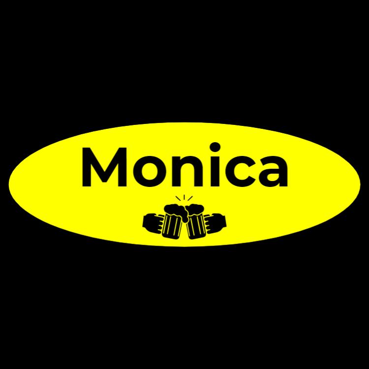 Yellow name tag