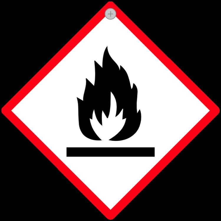 Hazard - Flammable - Aluminium composite panel