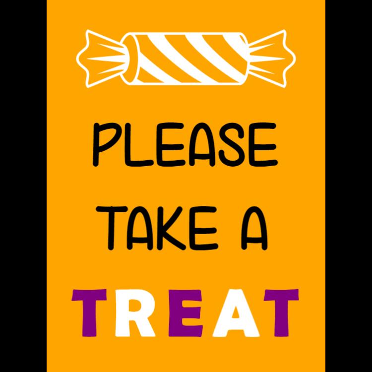 Please take a treat