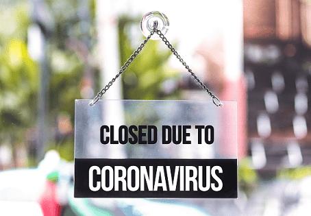 Coronavirus (COVID-19) - Closure Signs