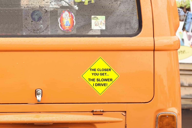 Car signs