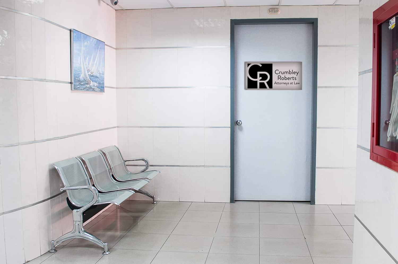 Company door signs