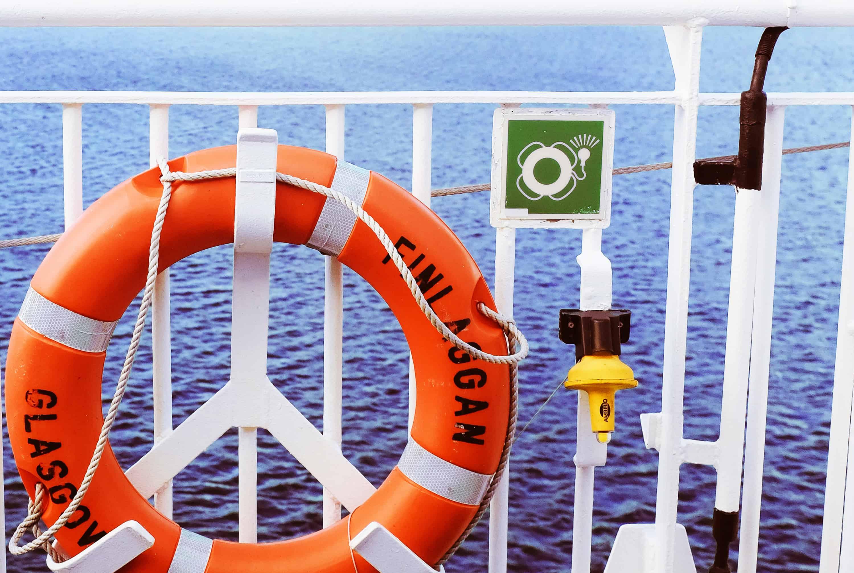 International Marine Organisation (IMO) safety signs