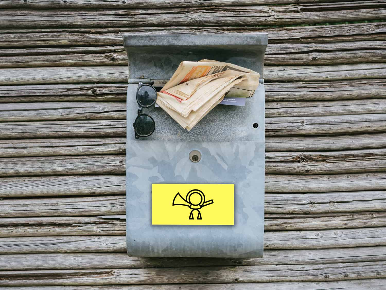 Letterbox plates