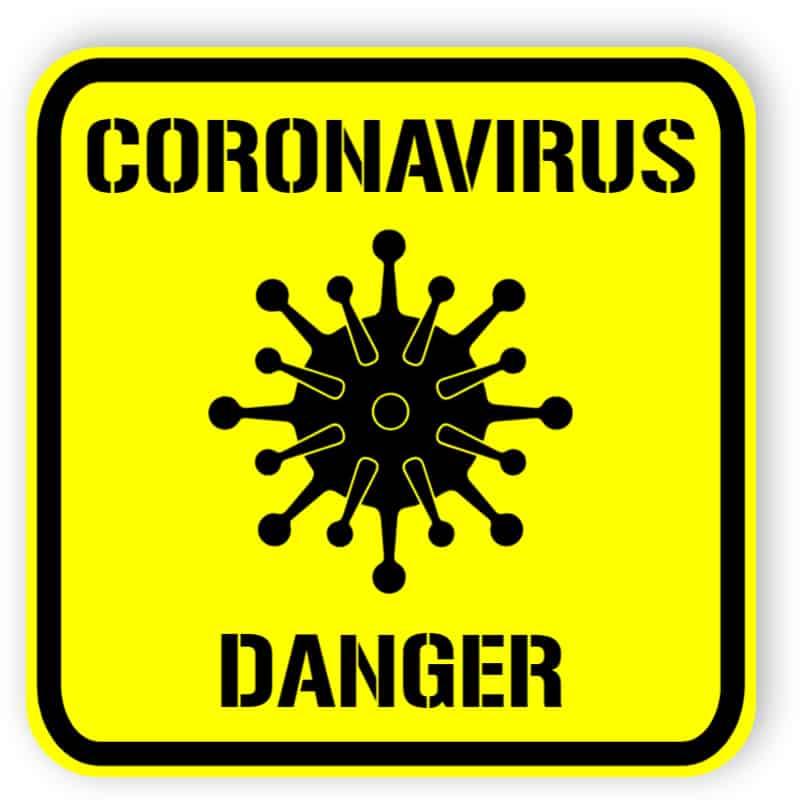 Coronavirus - danger