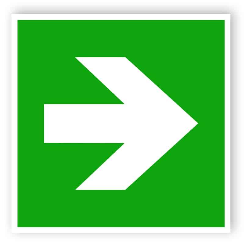 Arrow 90°