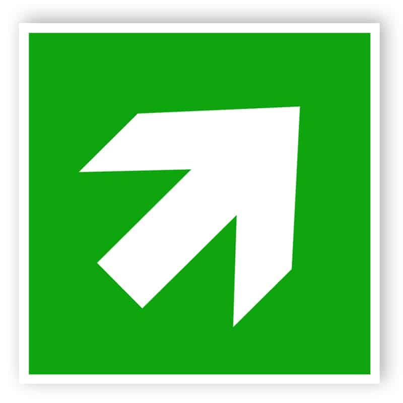 Arrow 45°