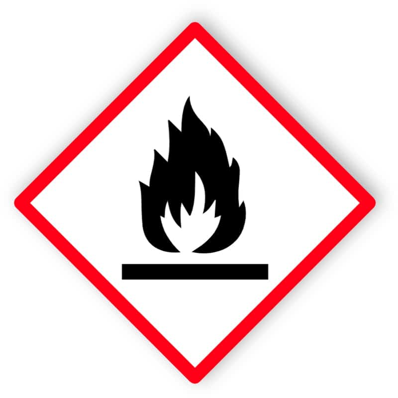 Hazard - Flammable